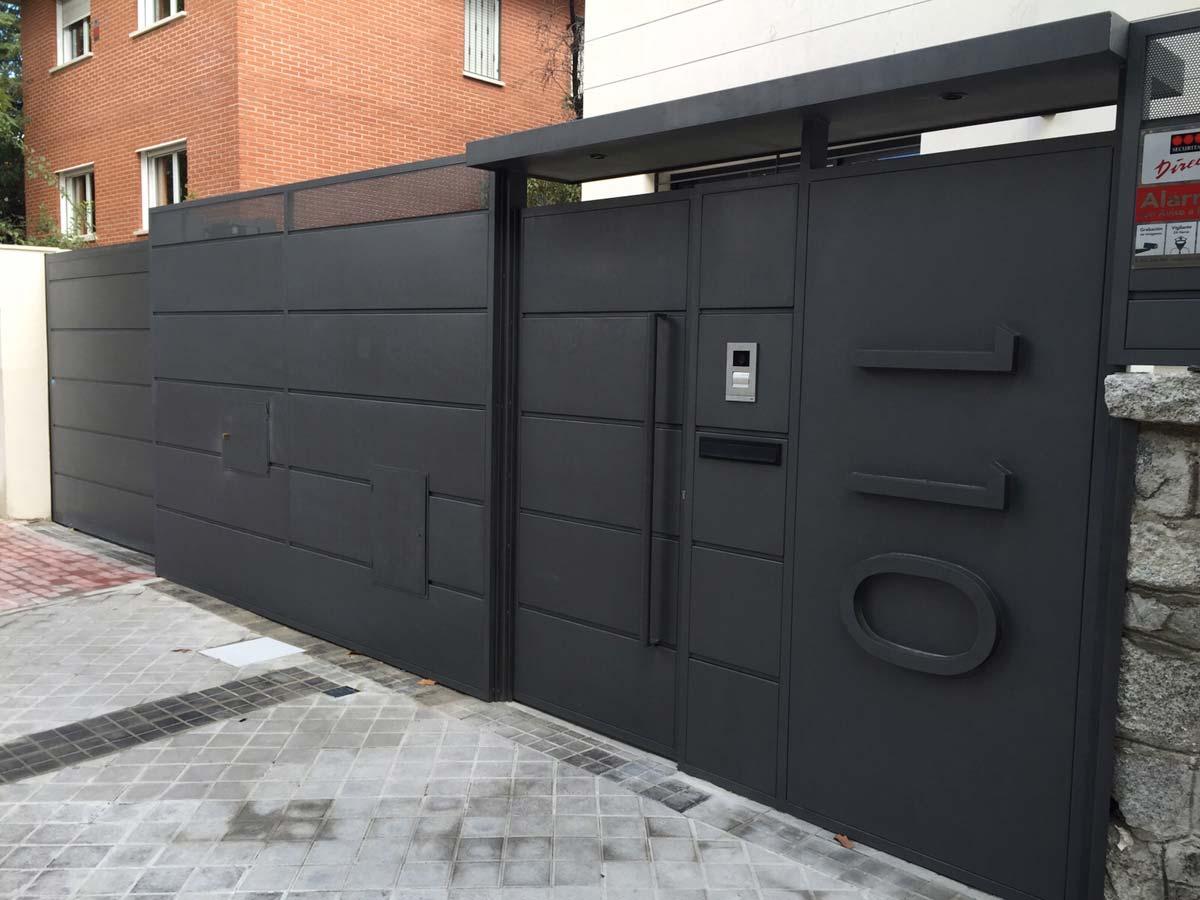 Molplasa puertas autom ticas de garaje puertas molplasa for Puertas automaticas garaje
